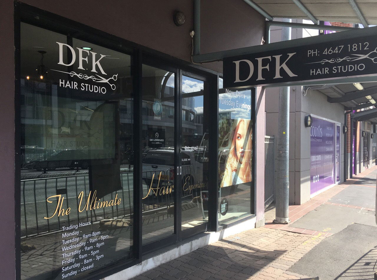 dfk-hair-salon-narellan-outsidesalon
